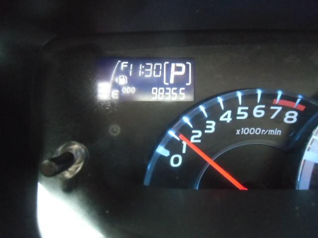 98000km台 まだまだ走ります