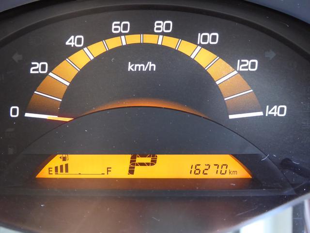 走行距離16300km!チョイ乗り車です!長く乗るなら距離の少ない車に決まり☆