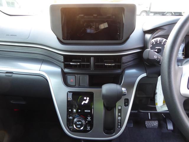 ダイハツ ムーヴ カスタムX SAII 4WD 届出済未使用車