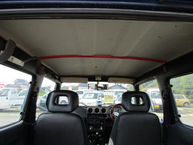 スズキ ジムニー MT5 4WD ターボ