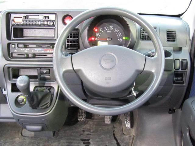 ダイハツ ハイゼットカーゴ スペシャル 4WD キーレス パワーウィンドウ