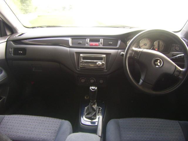 三菱 ランサー エボリューションVII GT-A 4WD AW