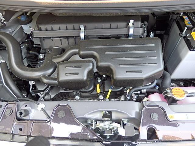 ダイハツ タント カスタムX トップエディションSAII4WD 届出済未使用車