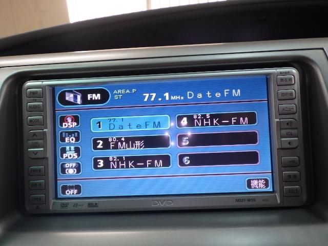 トヨタ エスティマ G ナビ ETC Bカメラ HID クルコン 後席モニター