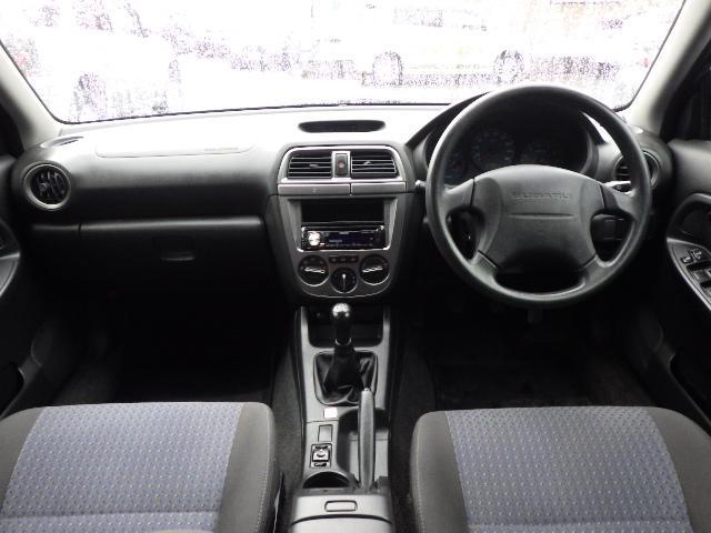スバル インプレッサスポーツワゴン 15i 4WD 5MT ナビ 1セグ ETC CD キーレス