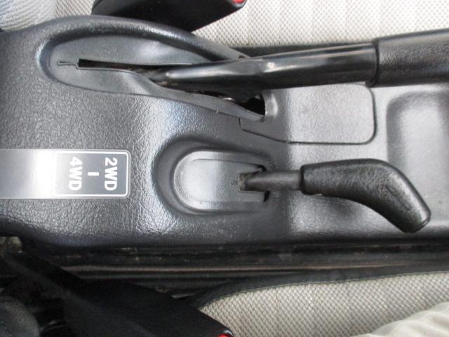 スズキ キャリイトラック KU 4WD 5速マニュアル