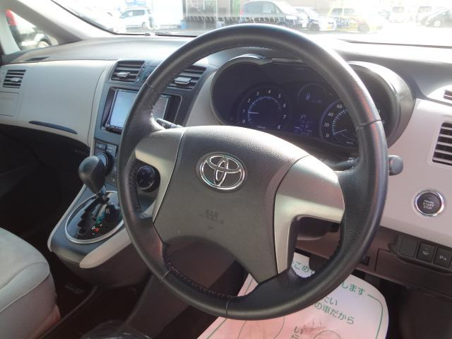 トヨタ マークXジオ 240F 社外HDDナビDTVバックカメラHIDスマートキー