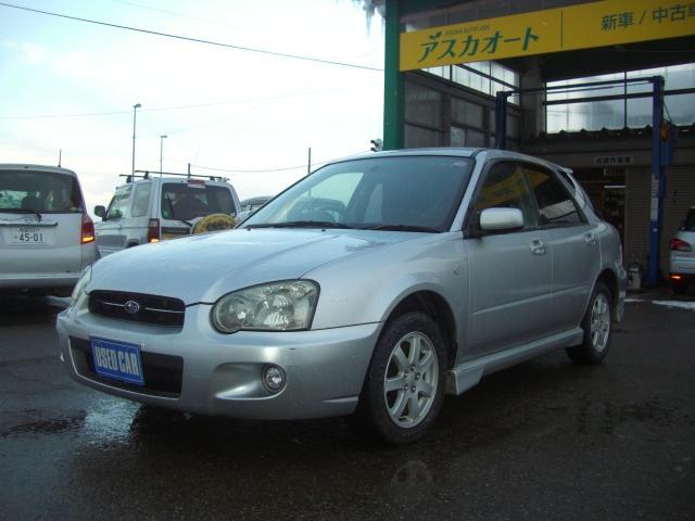 スバル インプレッサスポーツワゴン 15i-S 4WD MOMOステアリング