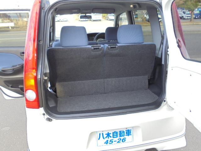 ダイハツ ムーヴ X 4WD