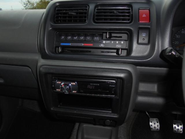 マツダ AZオフロード XC ターボ ドアバイザー 4WD