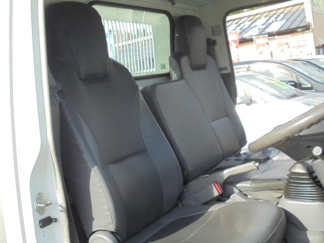 いすゞ エルフトラック ダンプ アイドリングストップ パートタイム4WD