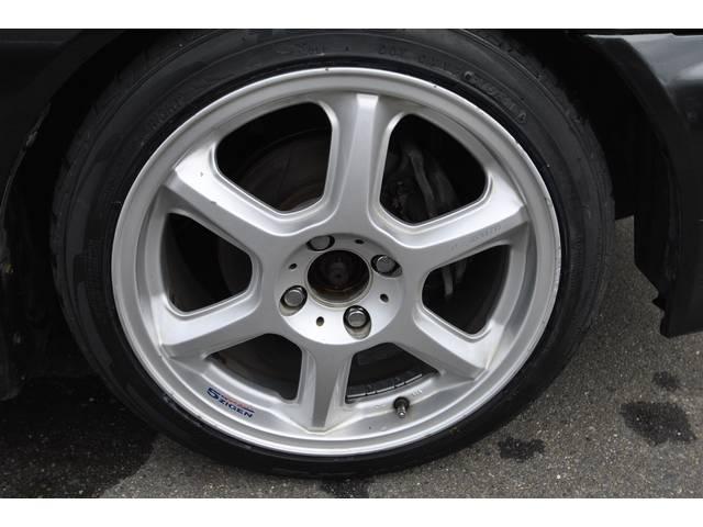 トヨタ スターレット グランツァV5Fタイベル済BRIDE国産新品タイヤTEIN
