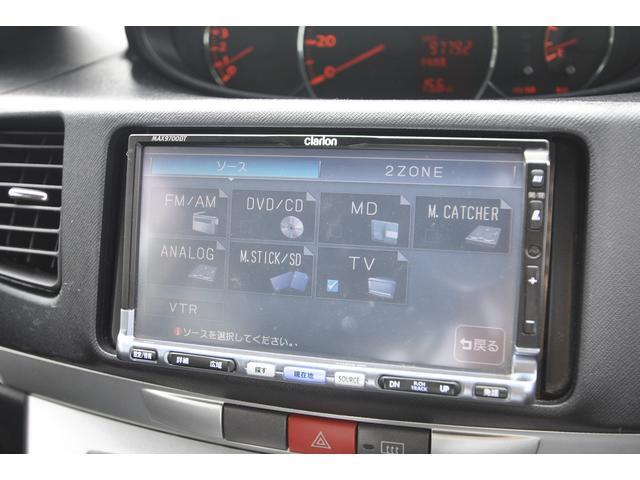 ダイハツ ムーヴ カスタム X 4WD HDD地デジナビ HID
