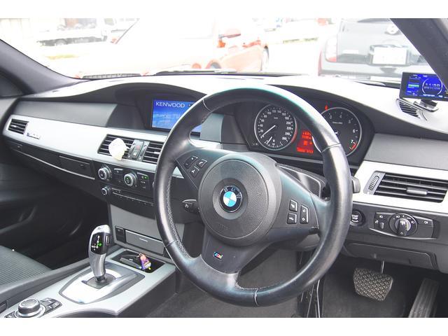 BMW BMW 525iツーリング Mスポーツパッケージ ローダウン
