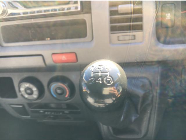 トヨタ ハイエースバン ロングDX 4WD ディーゼルターボ