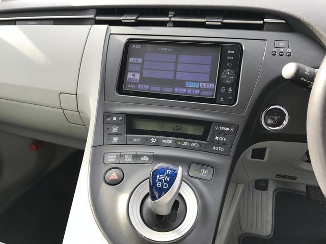 トヨタ プリウス S LEDエディション 新品スタッドレスセット フルセグナビ