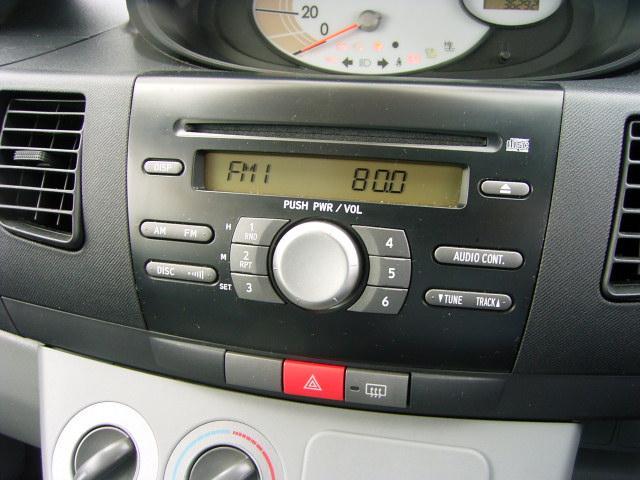 ダイハツ ムーヴ L 4WD マニュアル