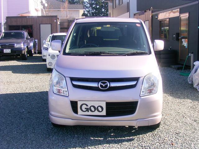 マツダ AZワゴン XS 4WD