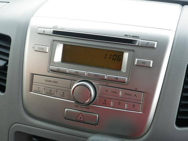 マツダ AZワゴン XG キーレス 盗難防止装置 ABS スモークガラス 保証付