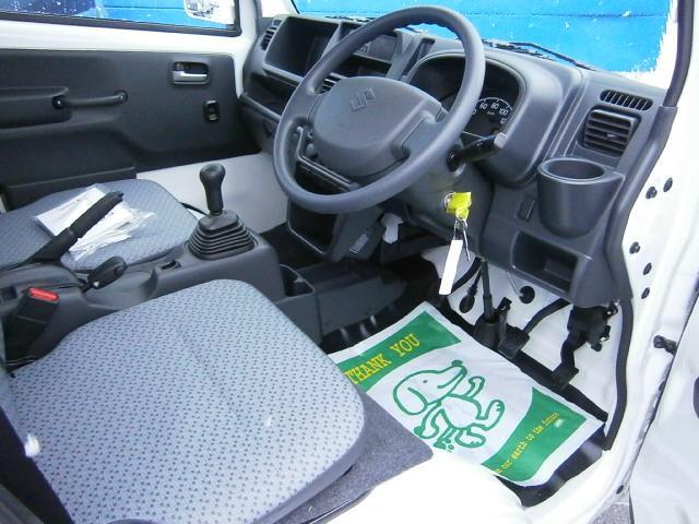 スズキ キャリイトラック 4WD KCエアコン・パワステ農繁仕様スペシャル 未使用車