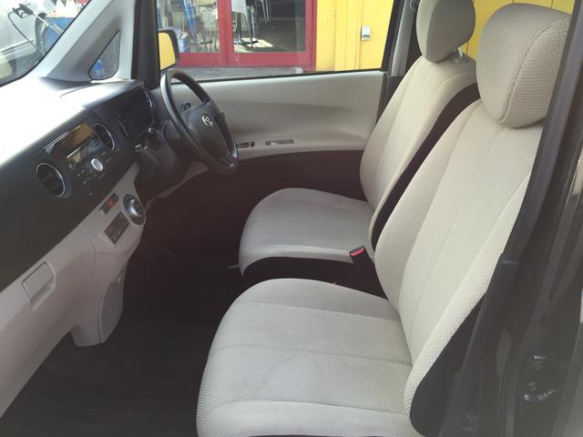 ダイハツ タントエグゼ X ABS スマートキー キーレス 13AW GOO保証3年