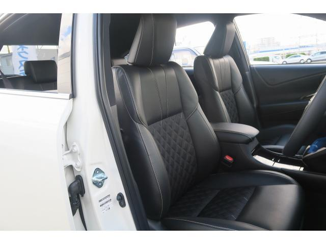 トヨタ ハリアー プレミアム 新車未登録 パワーバックドア LEDヘッドライト
