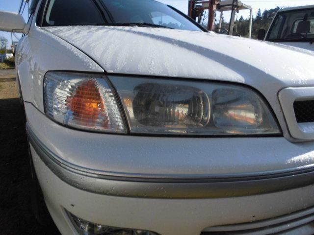 トヨタ マークIIクオリス 2.2 ツアラーエディション 社外オーディオ