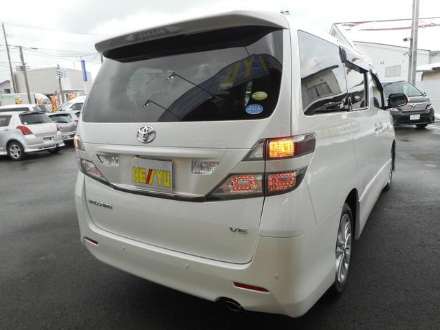 トヨタ ヴェルファイア 3.5Z Gエディション 4WDHDDナビプレミアムサウンド