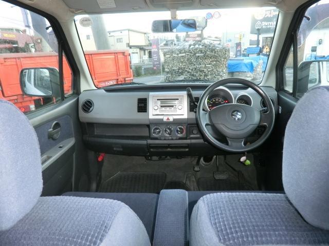 スズキ ワゴンR FX 4WD CD