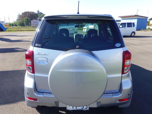 トヨタ ラッシュ G 4WD キーフリー ナビ ETC デフロック関東使用車両