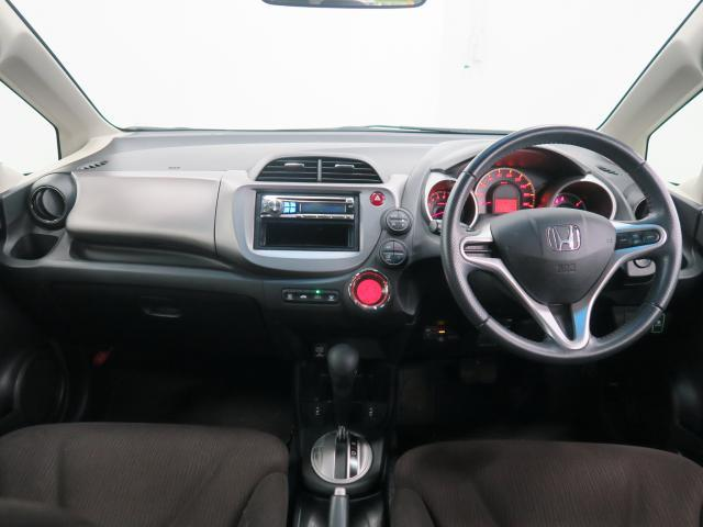 ホンダ フィット X スマートキー シートヒーター CDオーディオ HID