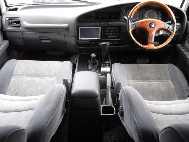 トヨタ ランドクルーザー80 VX-LTDGパケ限定車新品ROCKSTAR2社外マフラー