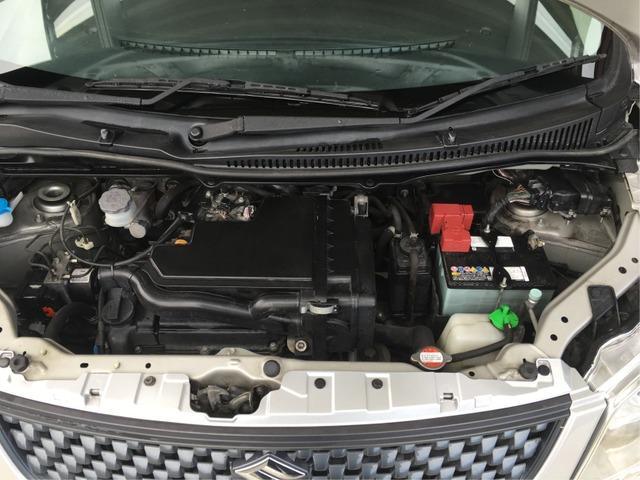 スズキ ワゴンR FX ETC付 ベンチシート タイミングチェーン