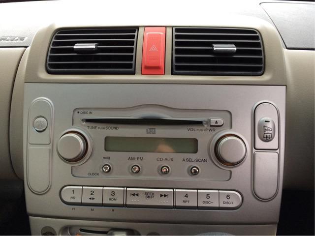 純正オーディオ CD・ラジオ・AUX付き