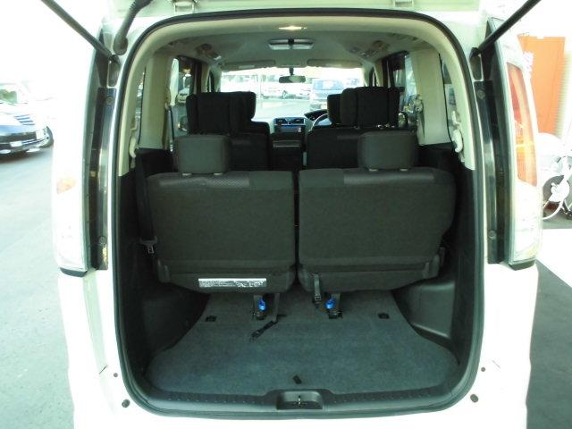 日産 セレナ ハイウェイスター Vセレクション 4WD ツインナビ 車高調