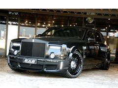 ロールスロイス ファントムエクステンディッドWB WALD Black Bison