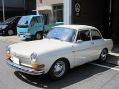VW タイプIIIノッチバック ディーラー車