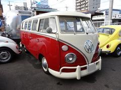 VW タイプII13ウインドウ 3列7人乗り
