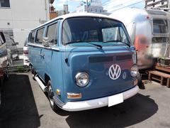 VW タイプIIデラックスバス