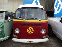 VW タイプIIレイトバス キャンパー