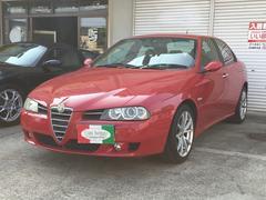 アルファ156TI 2.5 V6 24V