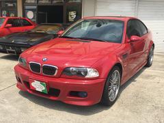 BMWM3クーペ レッドレザーS 6速マニュアル