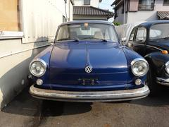 VW タイプIIIファストバック