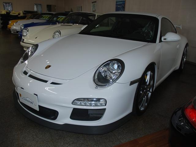 ポルシェ 911GT3 クラブスポーツ スポーツクロノPKG