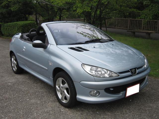 PEUGEOT 206 CC COLOR LINE | 2004 | LIGHT BLUE M | 0 km | details ...