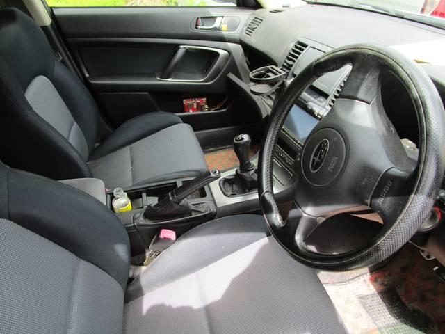 スバル レガシィツーリングワゴン 2.0GTスペックB 4WD