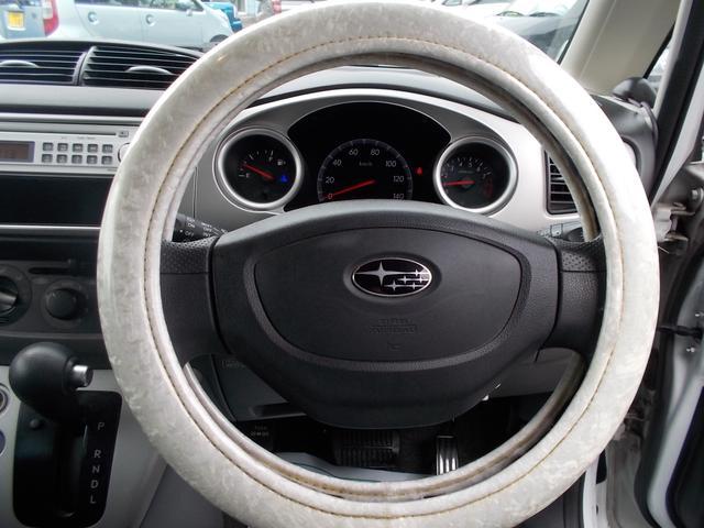 スバル ステラ カスタムRS 4WD  スーパーチャージャー オートエアコン