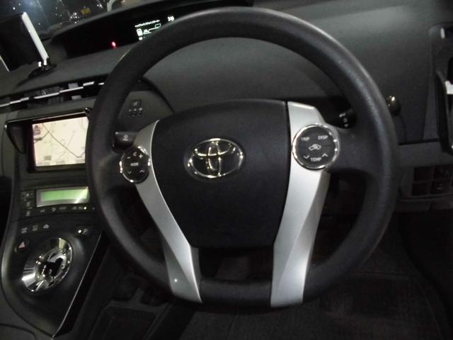 トヨタ プリウス L ナビ ハイブリッド車