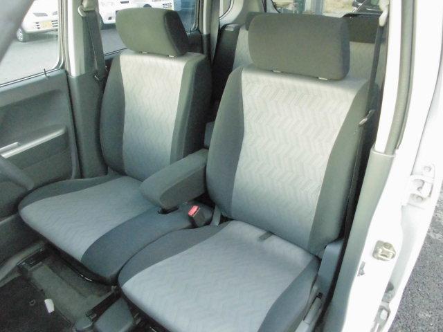 運転席、助手席です!とっても綺麗です!