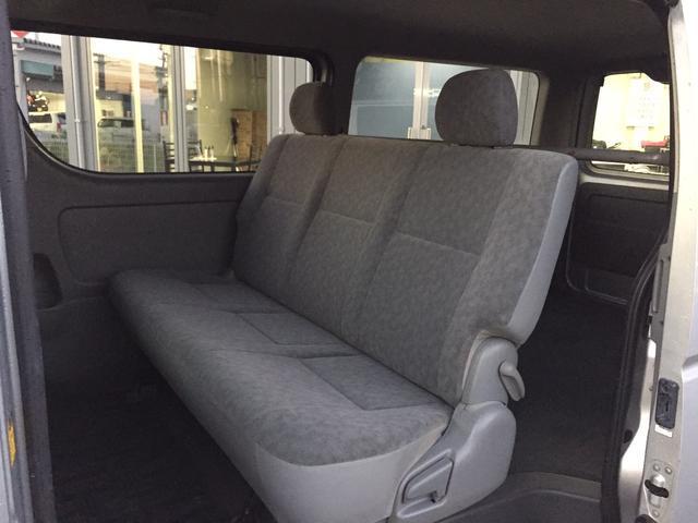 トヨタ ハイエースバン ロングスーパーGL ディーゼル 4WD 地デジSDナビ